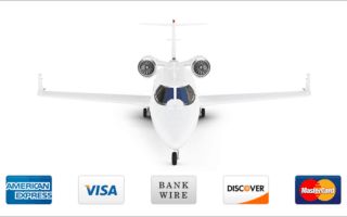 Private Jet Payments