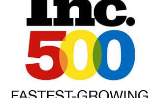 Featured in Inc 500