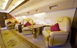 The Future of Business Jet Cabin Luxury