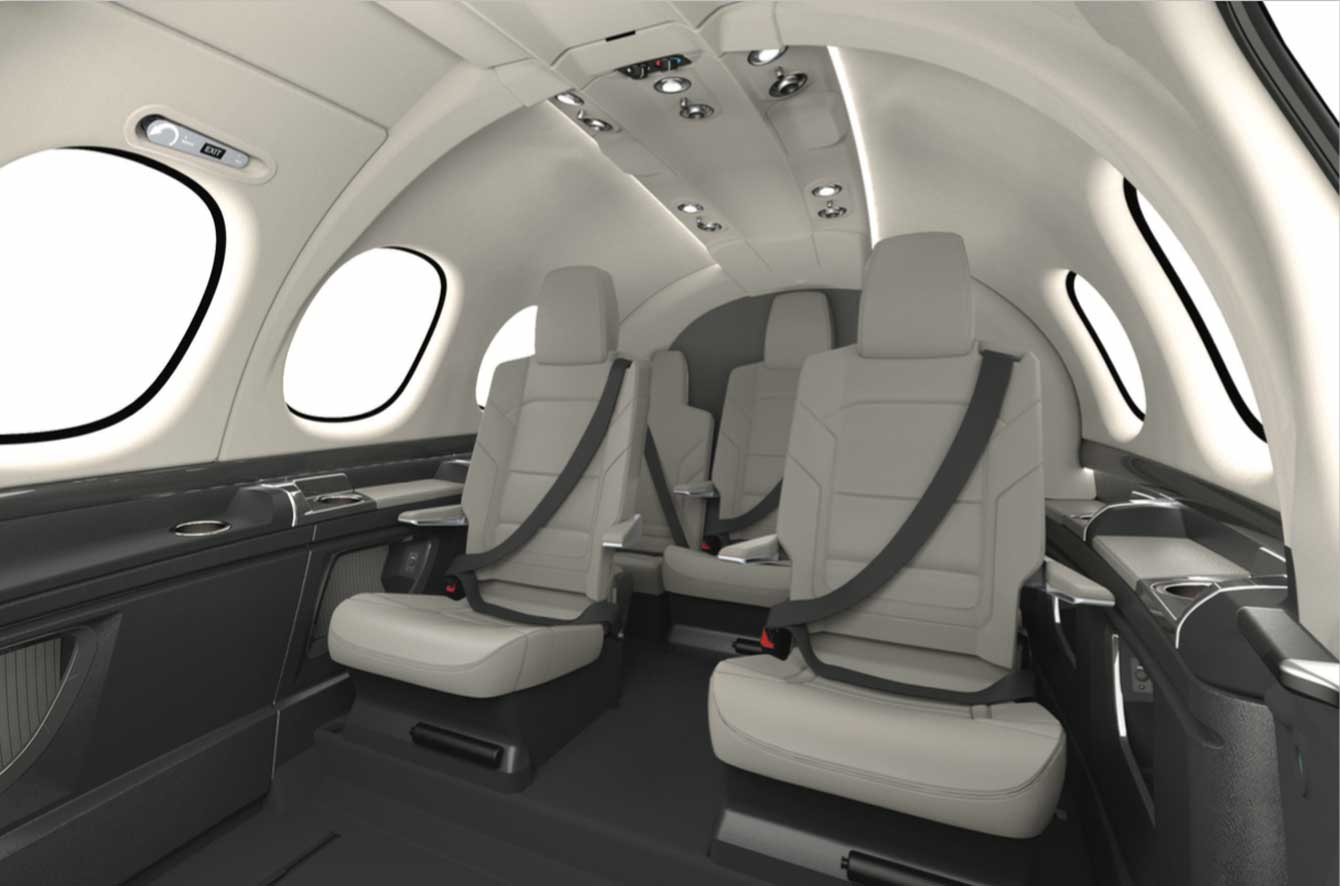 Cirrus Vision Jet >> As the SF50 Nears Completion Cirrus' Vision Becomes Reality