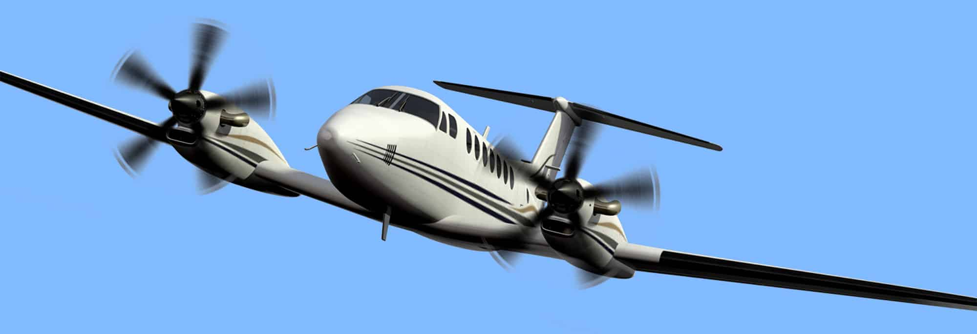 KING AIR 350 XP67A