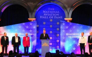 National Aviation Hall of Fame - Enshrinement - 2018