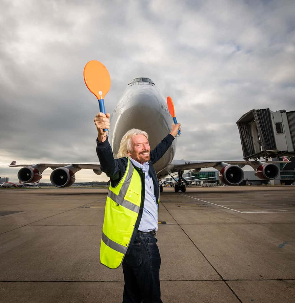 Richard Branson & Virgin Atlantic