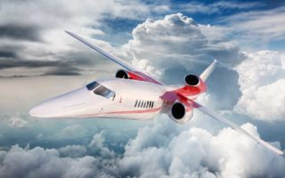 The Aerion AS2