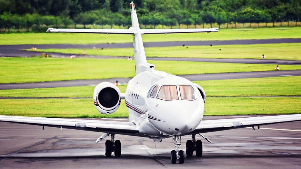 Private Jets Save Time