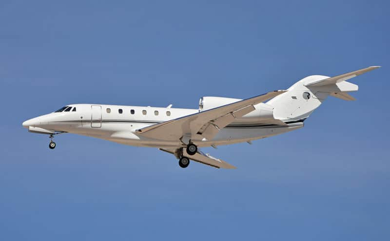 Citation X Corporate Jet