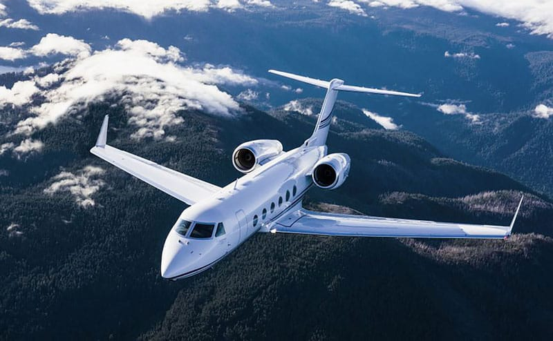Gulfstream G450 Corporate Jet