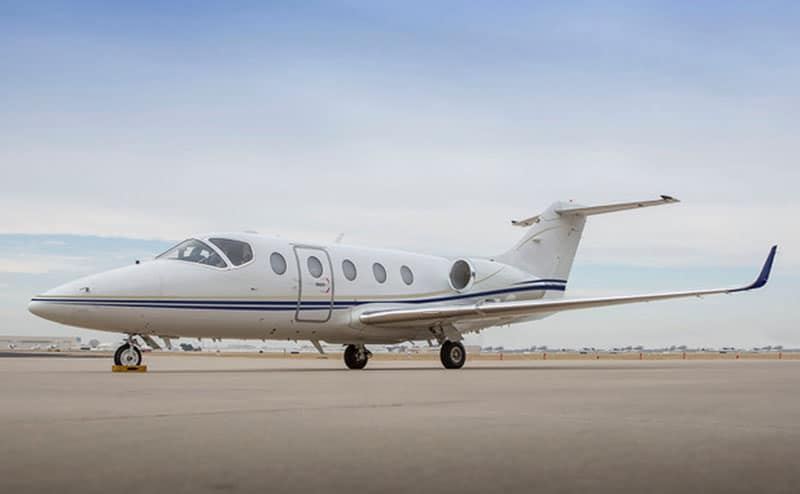 Hawker 400XPR Corporate Jet
