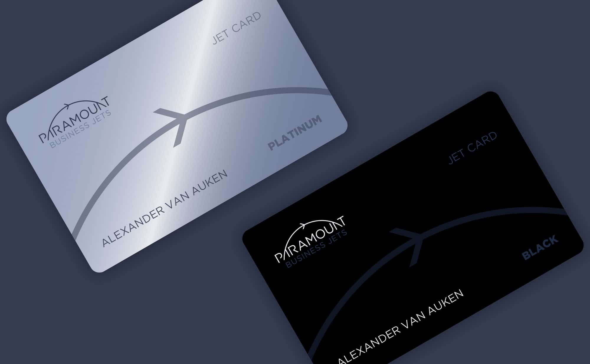 The Paramount Jet Cards