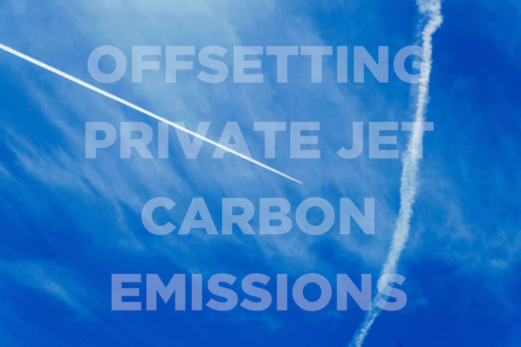 Private Jet Carbon Emissions