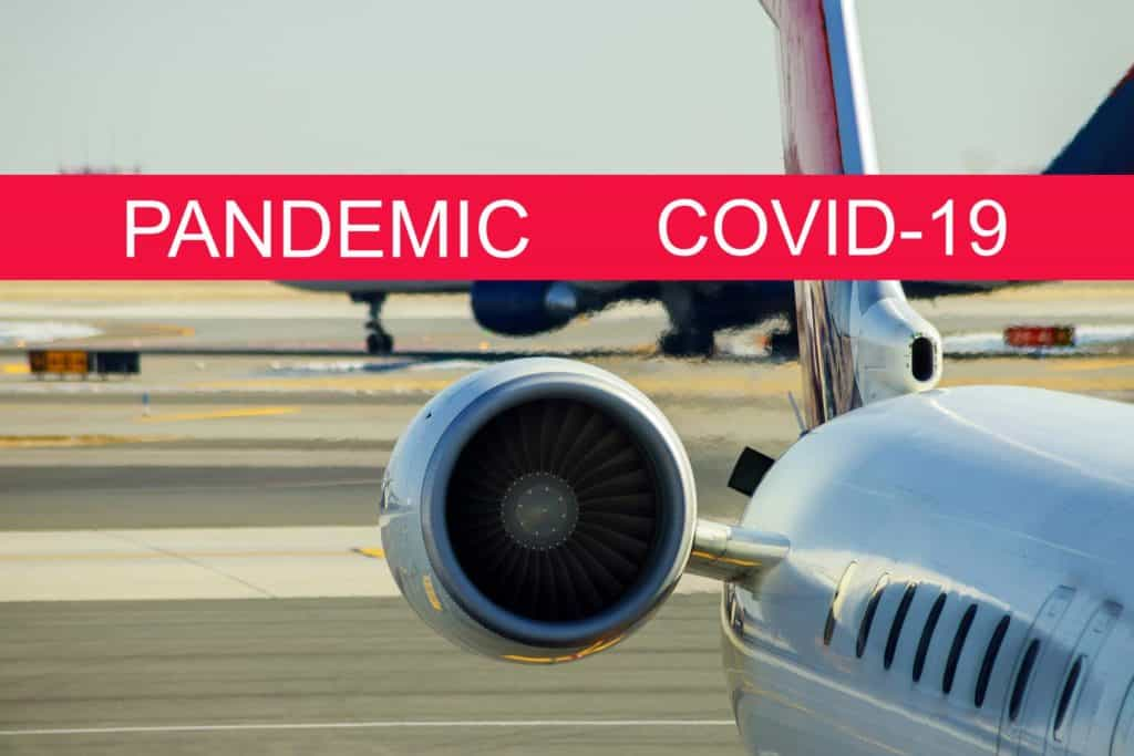 Preparation of your private jet may take with Covid procedures