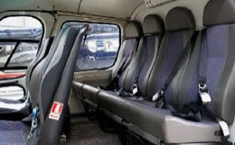 Eurocopter AS-350-B2 Interior