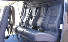 Eurocopter AS-355-F2 Twinstar Interior