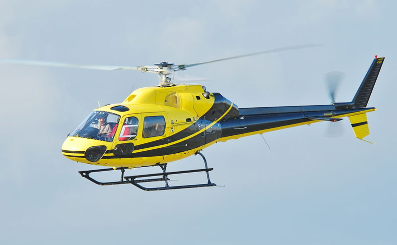 Airbus Helicopters AS355N Twinstar Exterior