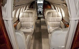 Jetstream 4100 Interior