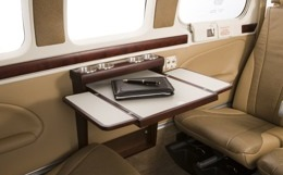 Beechcraft Baron Interior