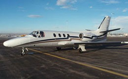 Citation II/SP Exterior