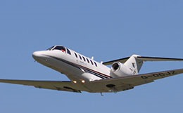 Citation CJ2+ Exterior