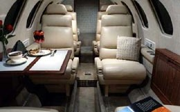 Citation CJ2 Interior