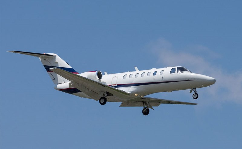 Citation CJ3 Exterior