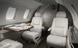 Citation M2 Interior