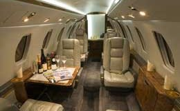 Citation VI Interior