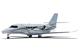 Citation Latitude Exterior