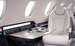 Citation X+ Interior