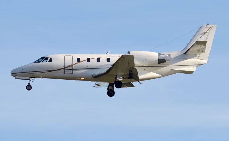 Citation XLS Exterior