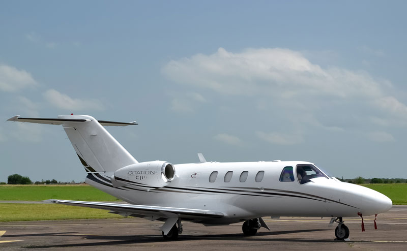 Citation CJ1+ Exterior