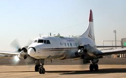 General Dynamics Convair Liner Exterior