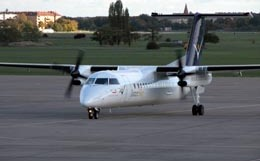 Dehavilland Dash 8 Exterior