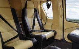 Eurocopter EC-135-P2 Interior