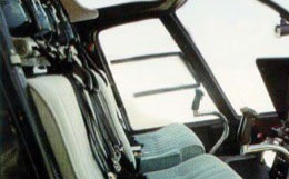 Enstrom 280FX Shark Interior