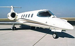 Learjet 36A Exterior