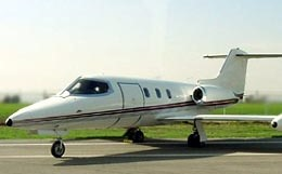 Learjet 24 Exterior