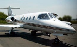 Learjet 25 Exterior