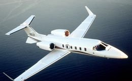Learjet 31 Exterior
