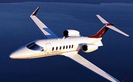 Learjet 40 Exterior
