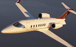 Learjet 40XR Exterior