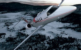 Learjet 70 Exterior