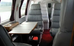 Piper Navajo Interior