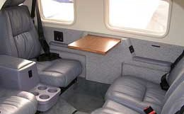 Piper Seneca Interior