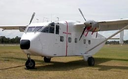 Short Brothers Skyvan Exterior