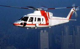 Sikorsky S-76C Plus Exterior