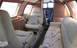 Swearingen Fairchild Merlin III Interior