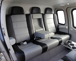 AW109 Power Interior