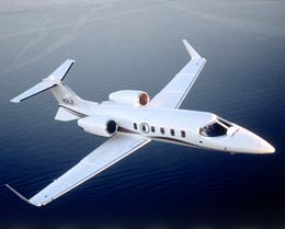 Learjet 31A Exterior