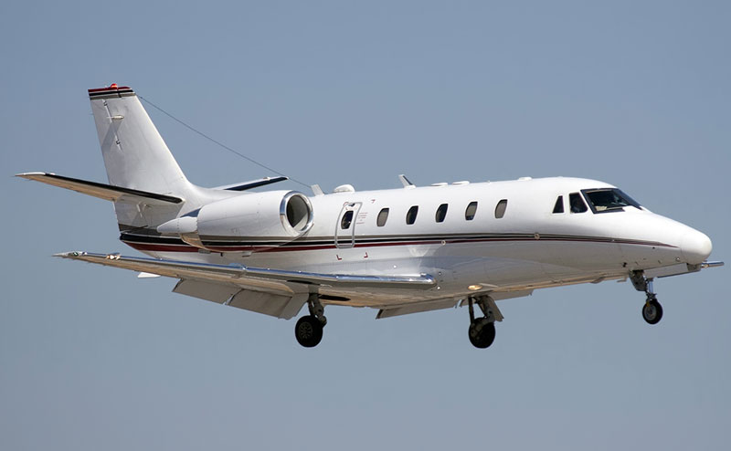 Citation Excel Private Jet Charter, Hire Costs, and Rental Rates