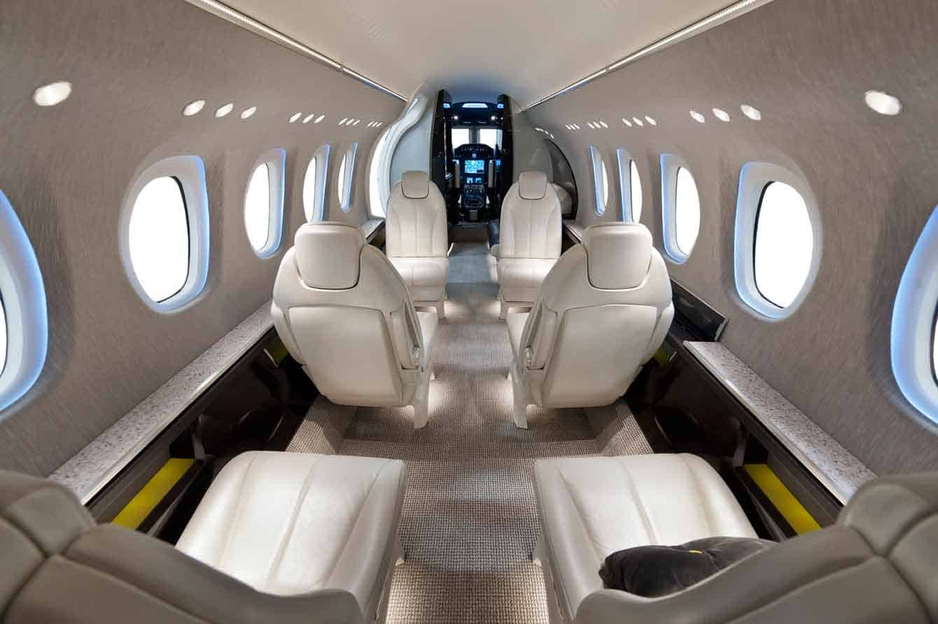 Citation Latitude Seating